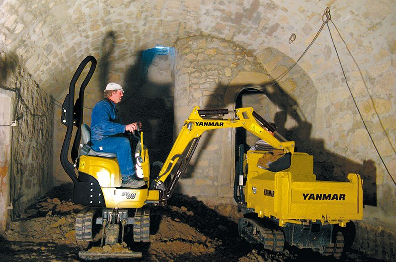 Yanmar SV08-1AS