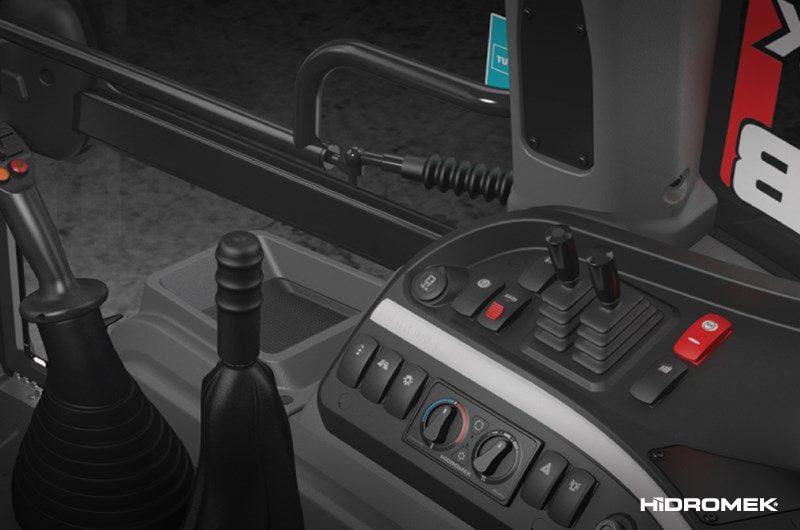 Hidromek HMK 102S ALPHA