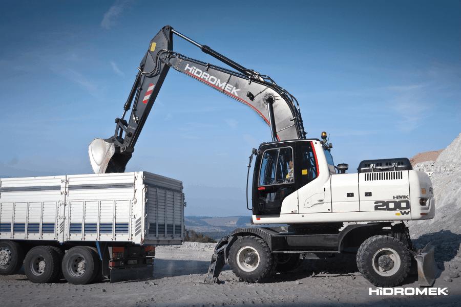 Hidromek HMK 200 W
