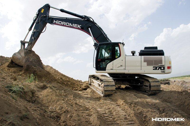 Hidromek HMK 370 LC HD