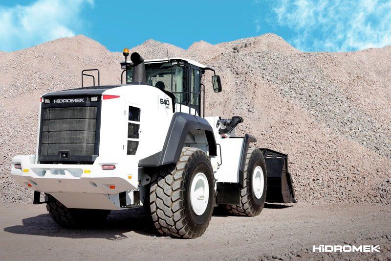 Hidromek HMK 640 WL