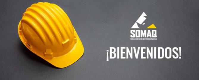 Bienvenidos a SOMAQ Soluciones de Maquinaria