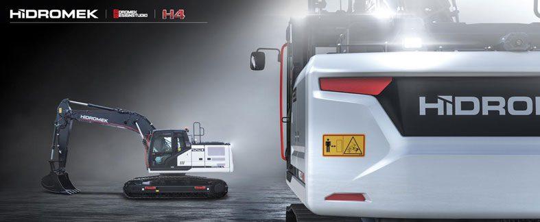 Sesión técnica de la Serie H4 de Hidromek