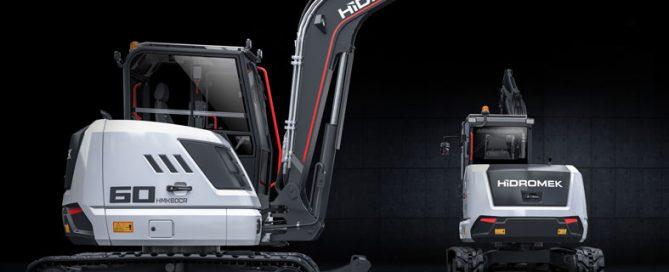 Hidromek líder mundial en diseño de maquinaria de construcción