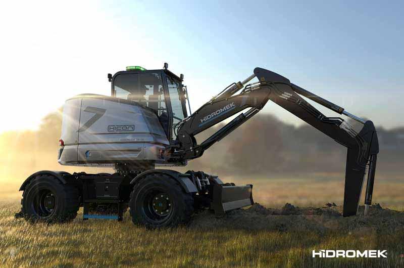 Hidromek HICON 7W