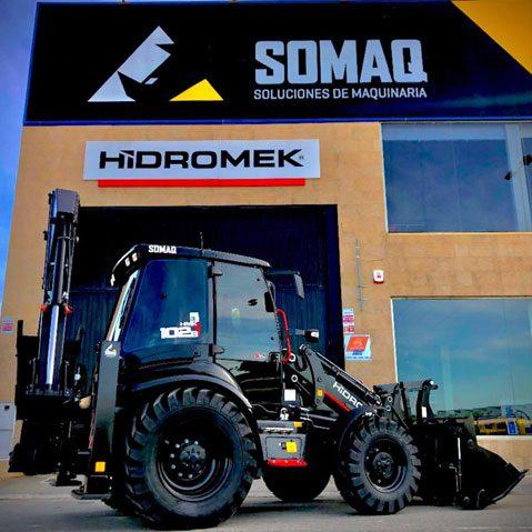 SOMAQ Black Edition V Aniversario