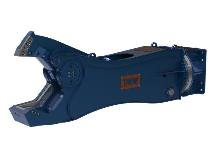 Productos Tabe. Cizalla Hidráulica CHT 75