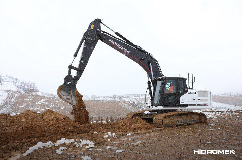 Hidromek HMK 230 LC