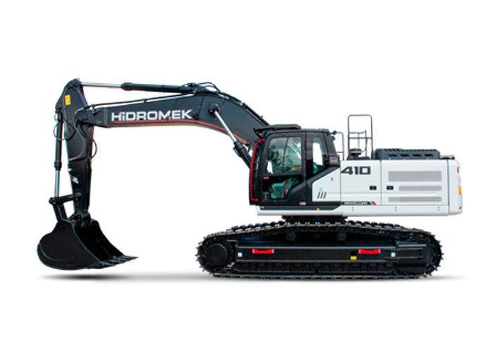 Hidromek HMK 410 LCUHD