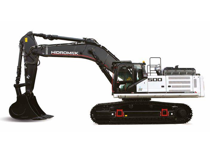 Hidromek HMK 500 LCHD