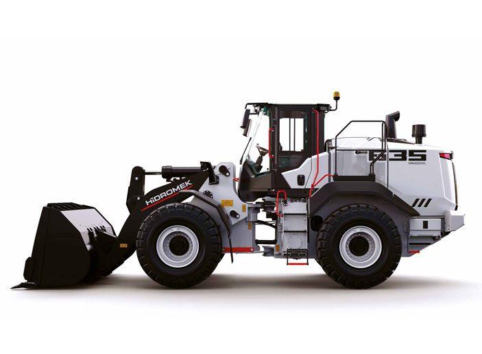 Hidromek HMK 635 WL
